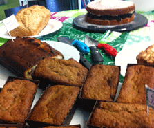 Buttress bakes for Macmillan