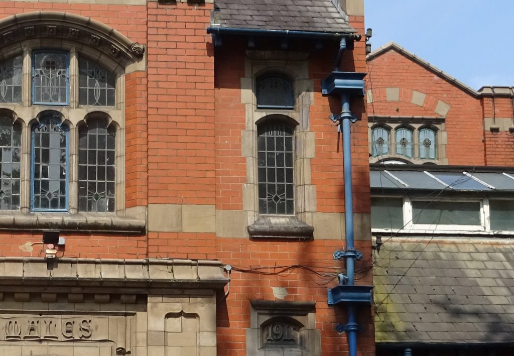 Withington Baths survey