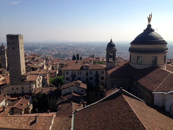 Buttress in Bergamo | Buttress Architects