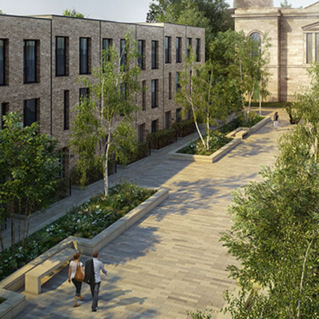 Second phase of Chapel Street regeneration wins planning | Buttress Architects