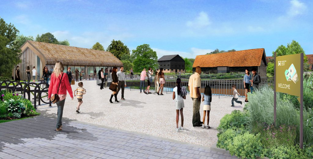 Headstone Manor secures £3.6 million HLF grant
