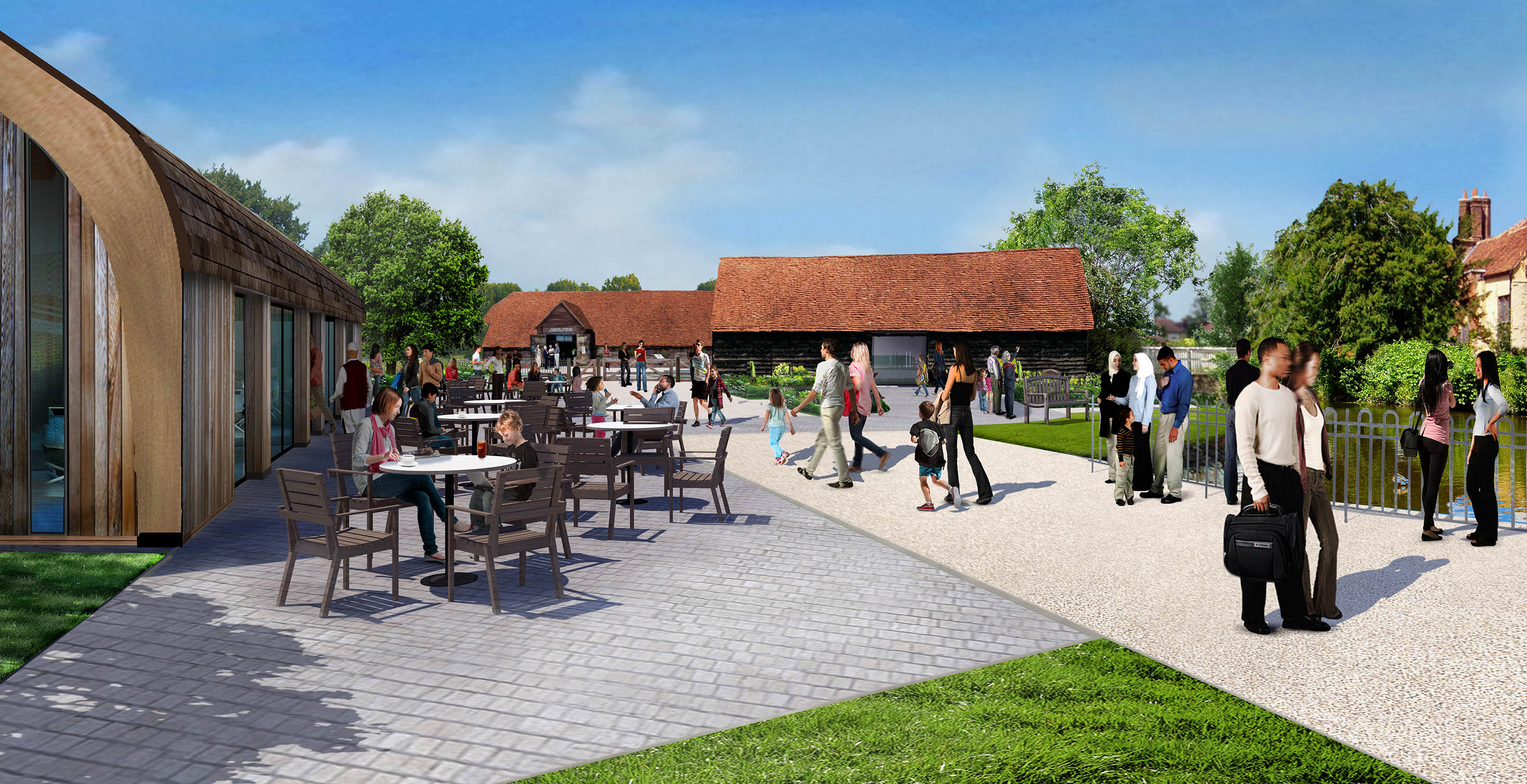 Headstone Manor secures £3.6 million HLF grant | Buttress Architects