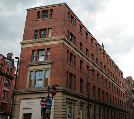 Buttress appointed to new easyHotel Manchester