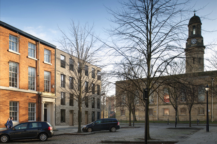 MSA award win for Chapel Street regeneration project | Buttress Architects