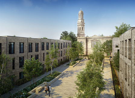 MSA award win for Chapel Street regeneration project