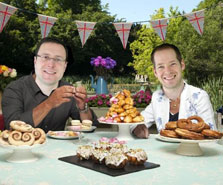 The Buttress Great British Bake-off – it's been sweet