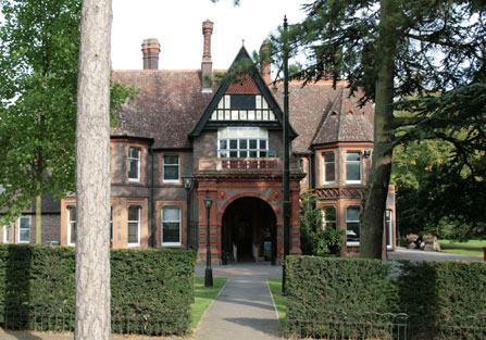 Luton's Wardown Park Museum awarded HLF support
