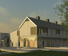 Norton Priory: one to watch | Buttress Architects