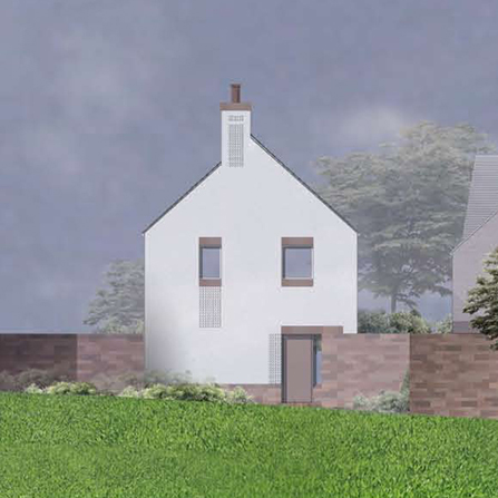 Planning granted for new Tarporley development   Buttress Architects