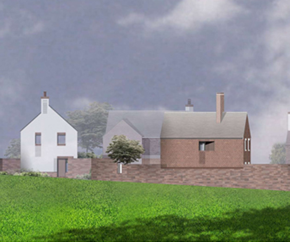Planning granted for new Tarporley development | Buttress Architects