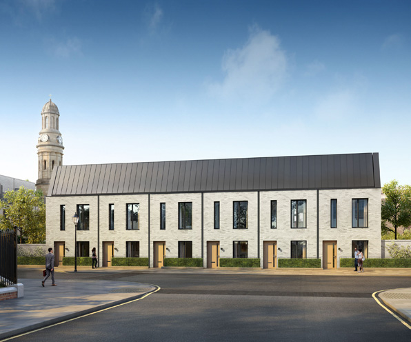 Timekeepers Square shortlisted for Housing Design Award