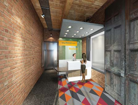 easyHotel to start on site in Manchester | Buttress Architects
