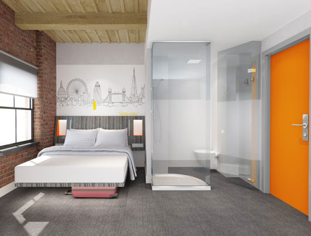 easyHotel to start on site in Manchester