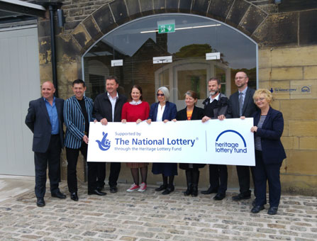 Haworth Gallery Artist Studios Officially Open | Buttress Architects