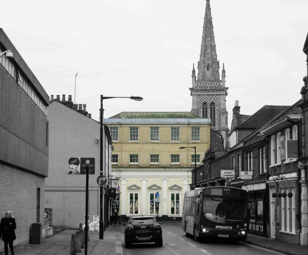 Planning permission granted for easyHotel Ipswich