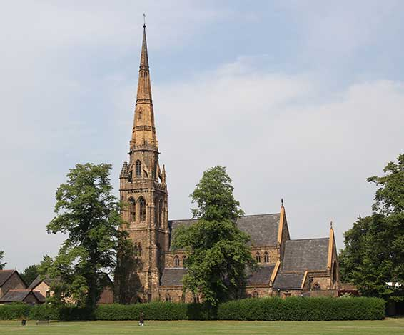 Buttress shortlisted for King of Prussia Gold Medal award