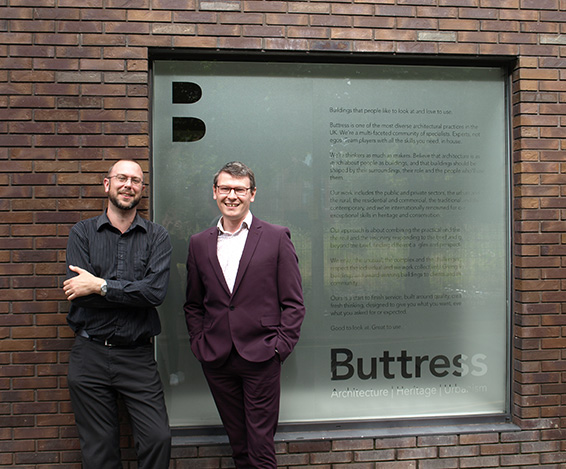 Buttress to attend Museums Association Conference