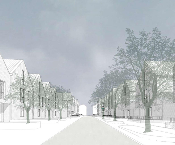 Plans in for Moss Side residential scheme