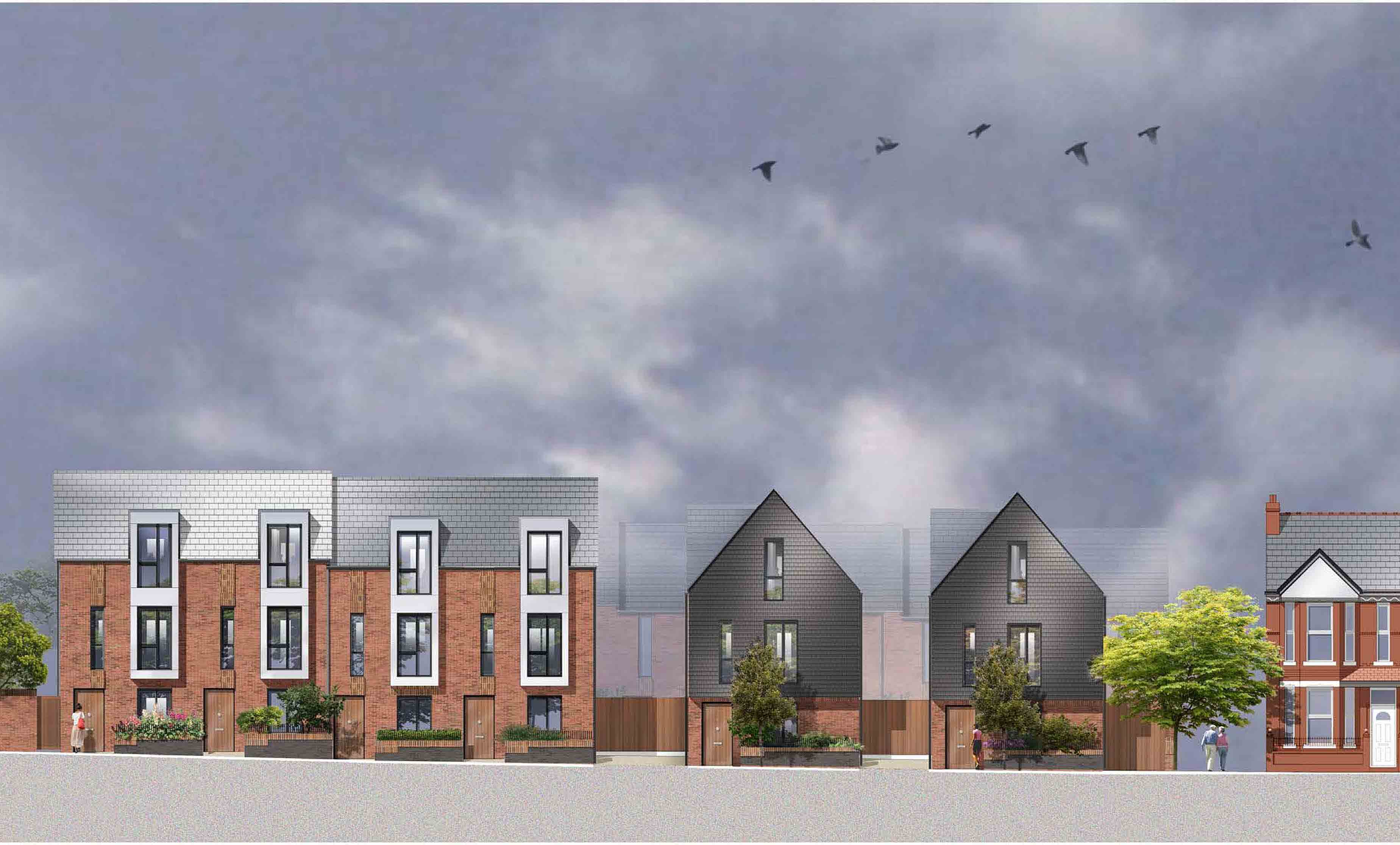 Moss Side residential scheme given green light | Buttress Architects