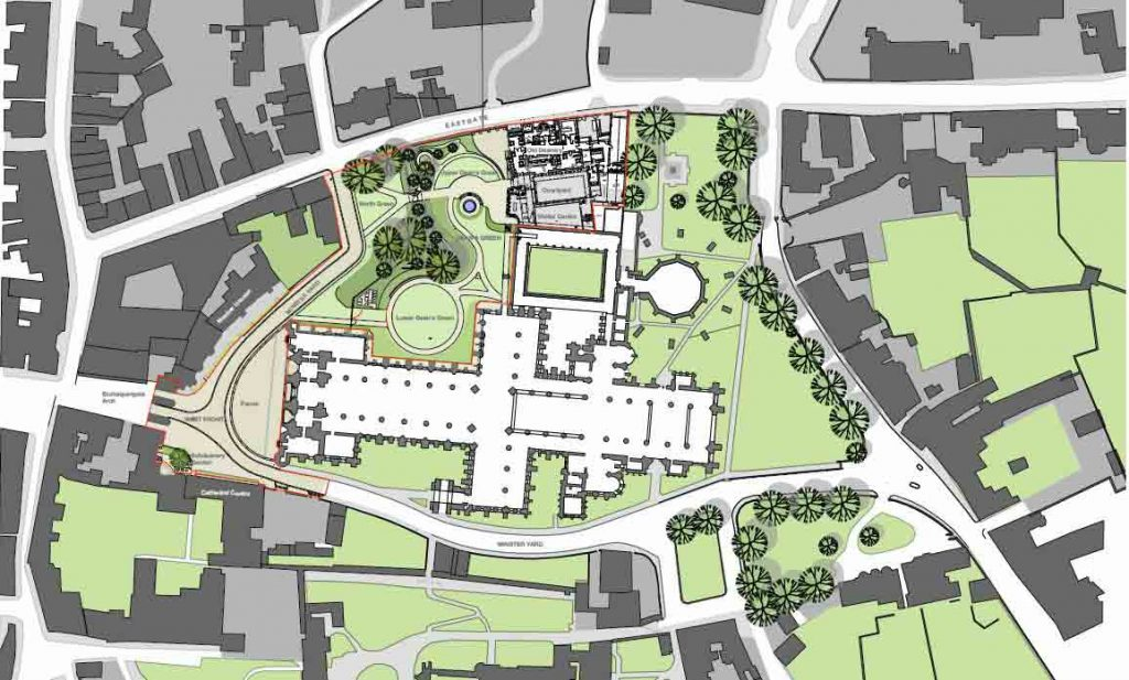 Planning approval granted for HLF project at Lincoln Cathedral