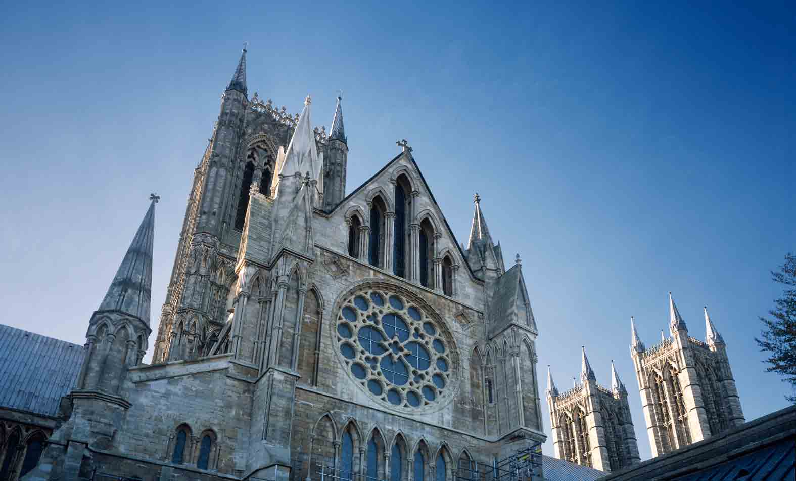 Lincoln Cathedral secures HLF funding | Buttress Architects