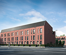 Designs for new residential development unveiled