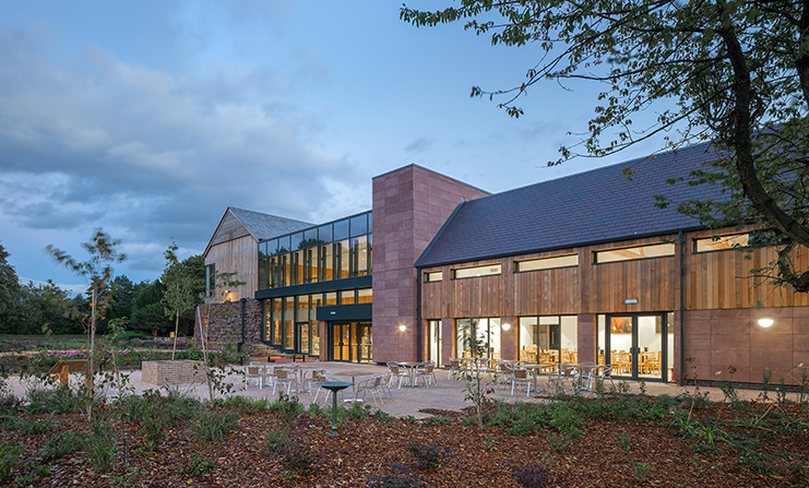 Work completes on Norton Priory Museum and Gardens redevelopment