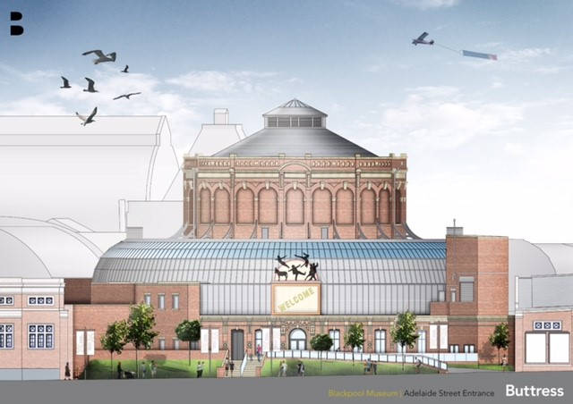 Blackpool Museum project moves forward