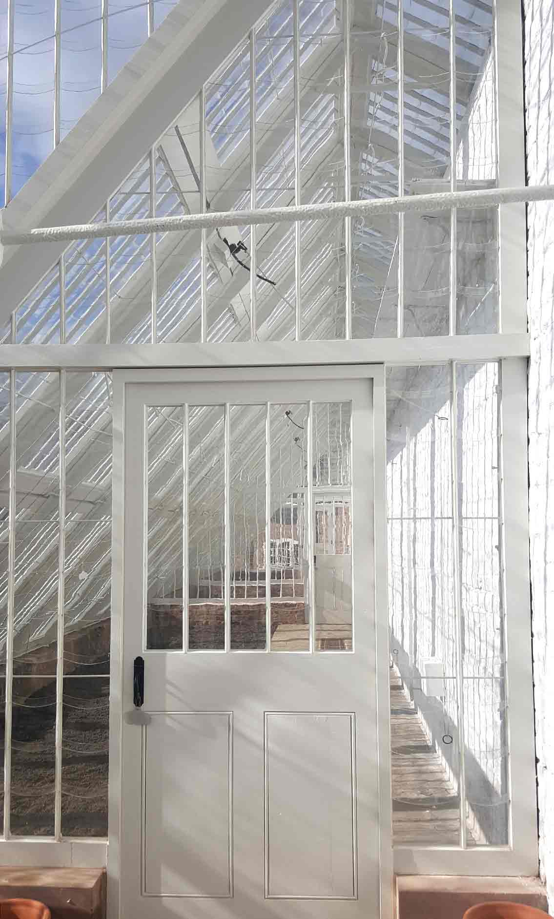 Work completes on Quarry Bank glasshouse restoration | Buttress Architects