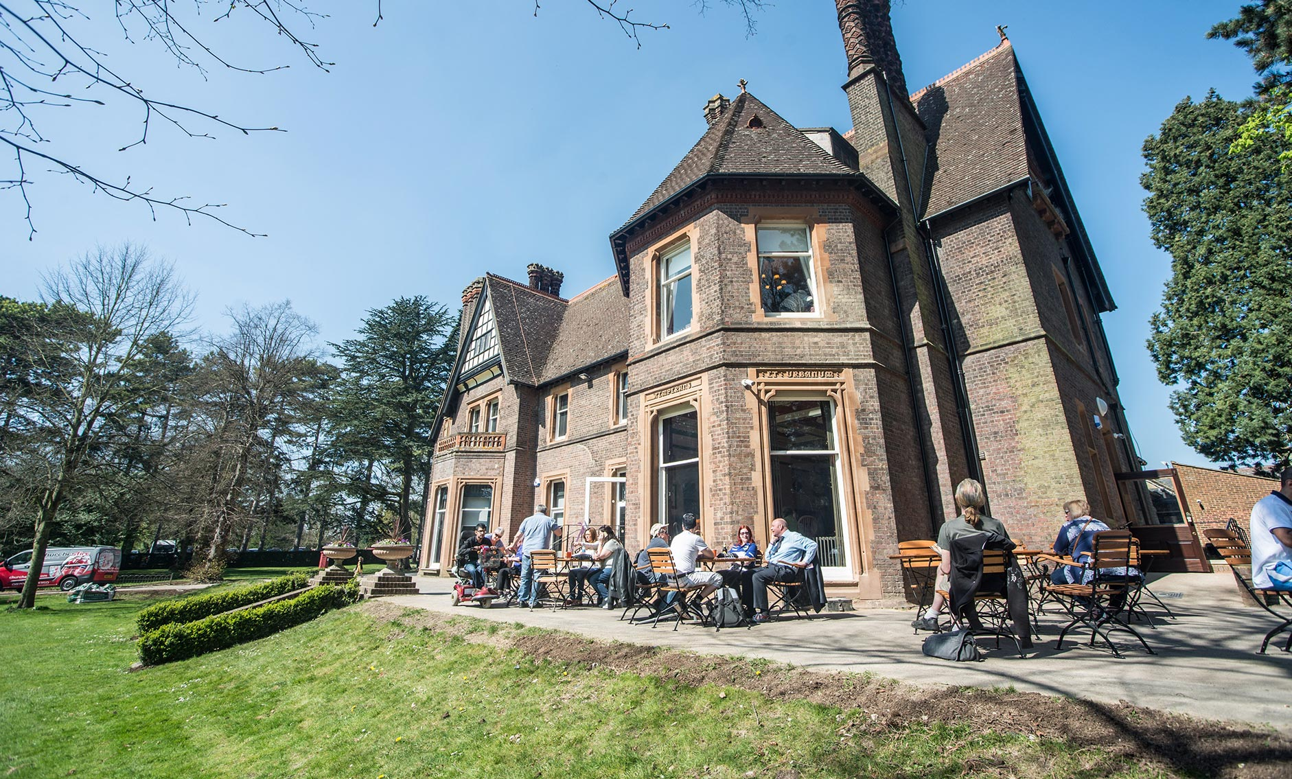 Wardown House Museum & Gallery opens to the public   Buttress Architects