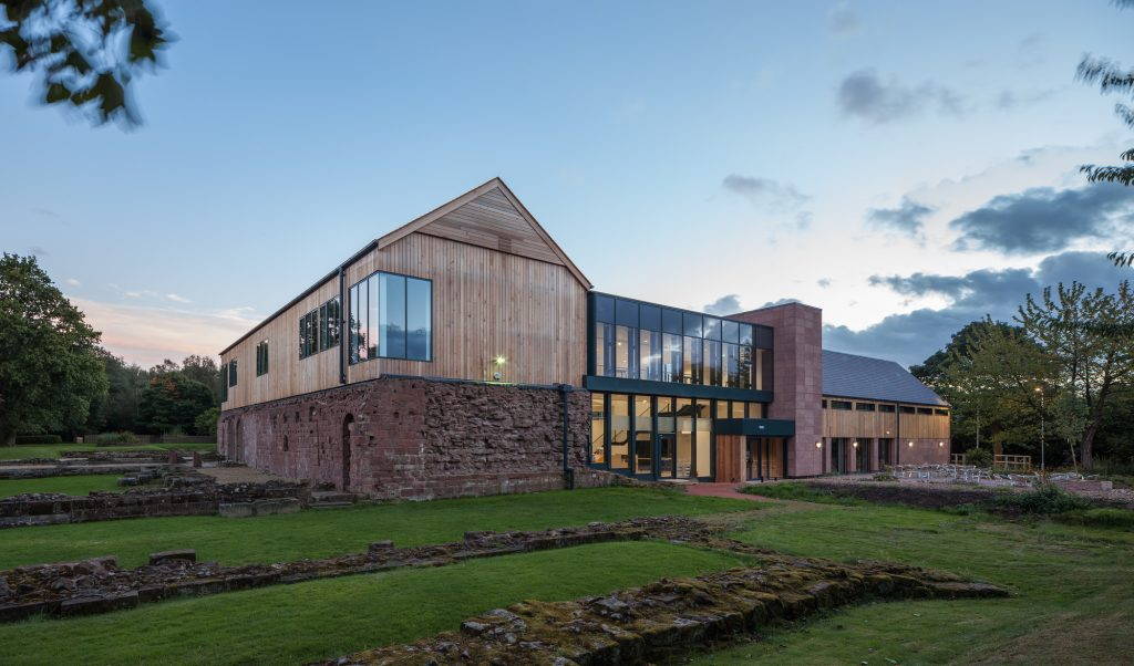 Norton Priory shortlisted for RICS North West award