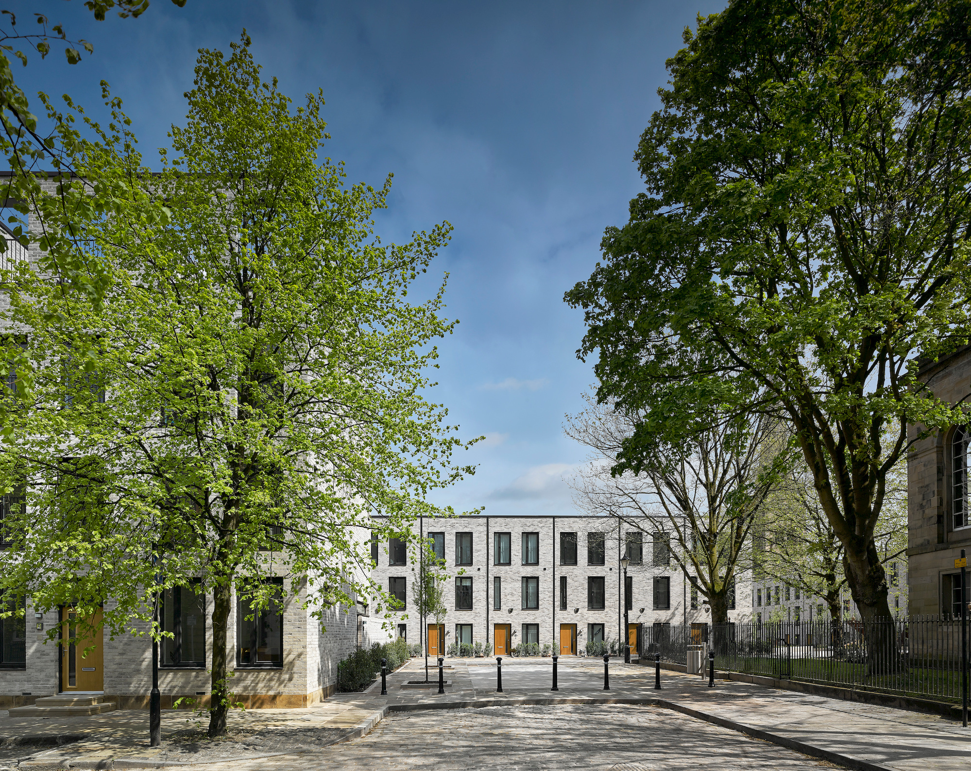 Timekeepers Square shortlisted for 2018 RIBA Award North West