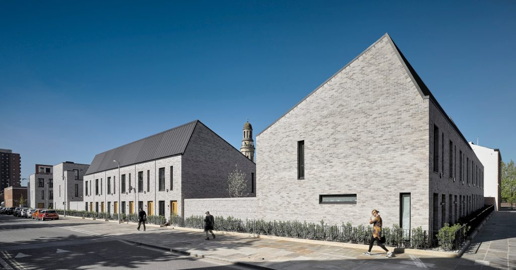 Timekeepers Square wins Housing Design Award