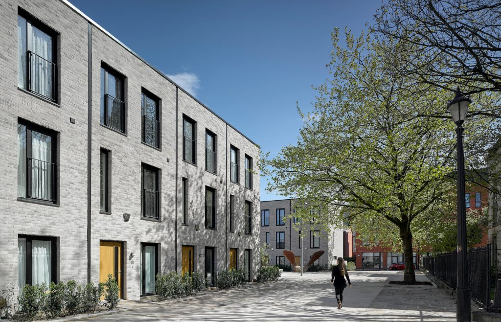 Timekeepers Square shortlisted for Housing Design Award 2018
