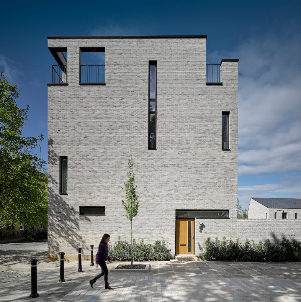 Timekeepers Square shortlisted at the Brick Awards 2017