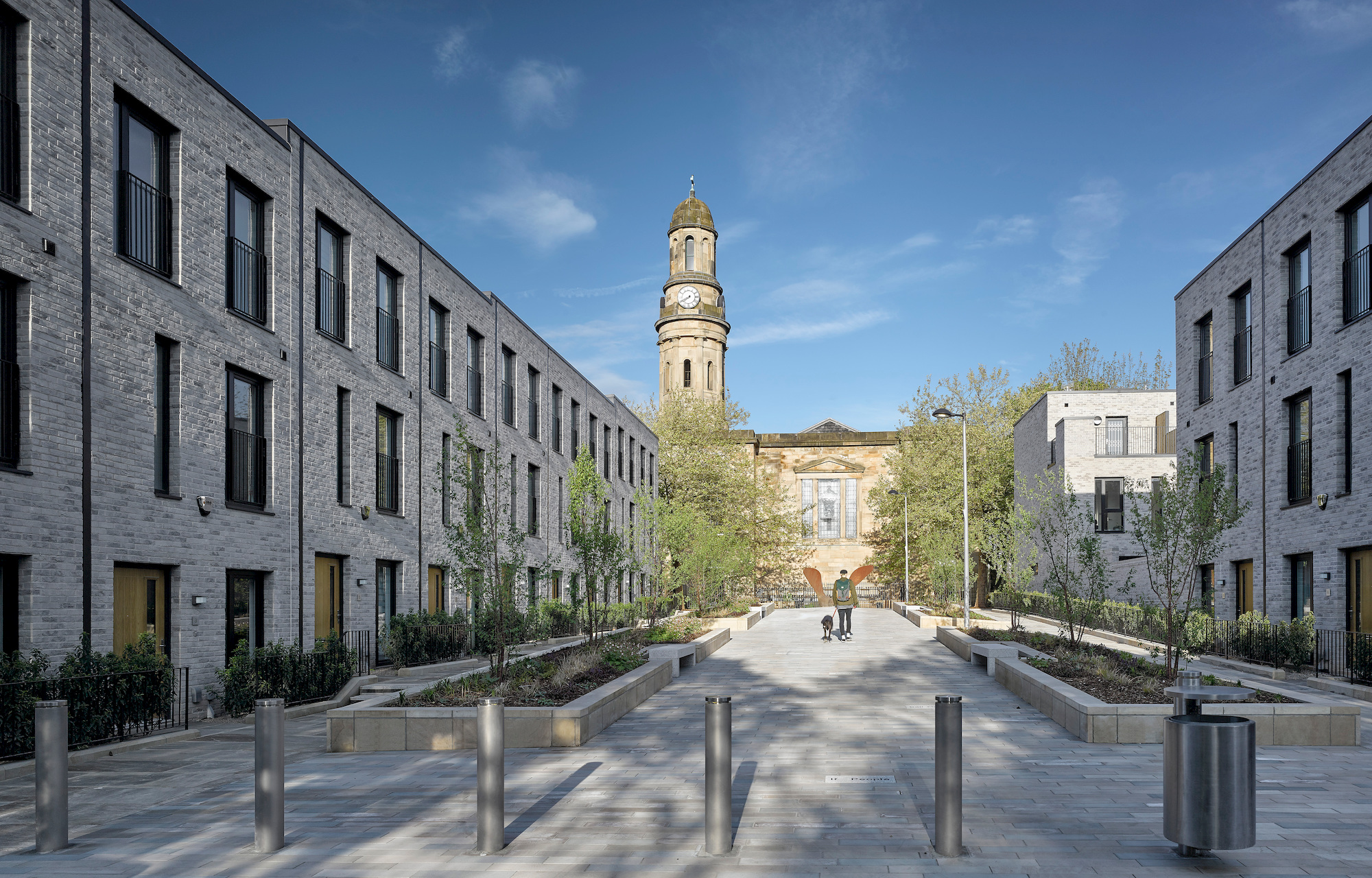 Timekeepers Square recognised by 2018 Civic Trust Awards