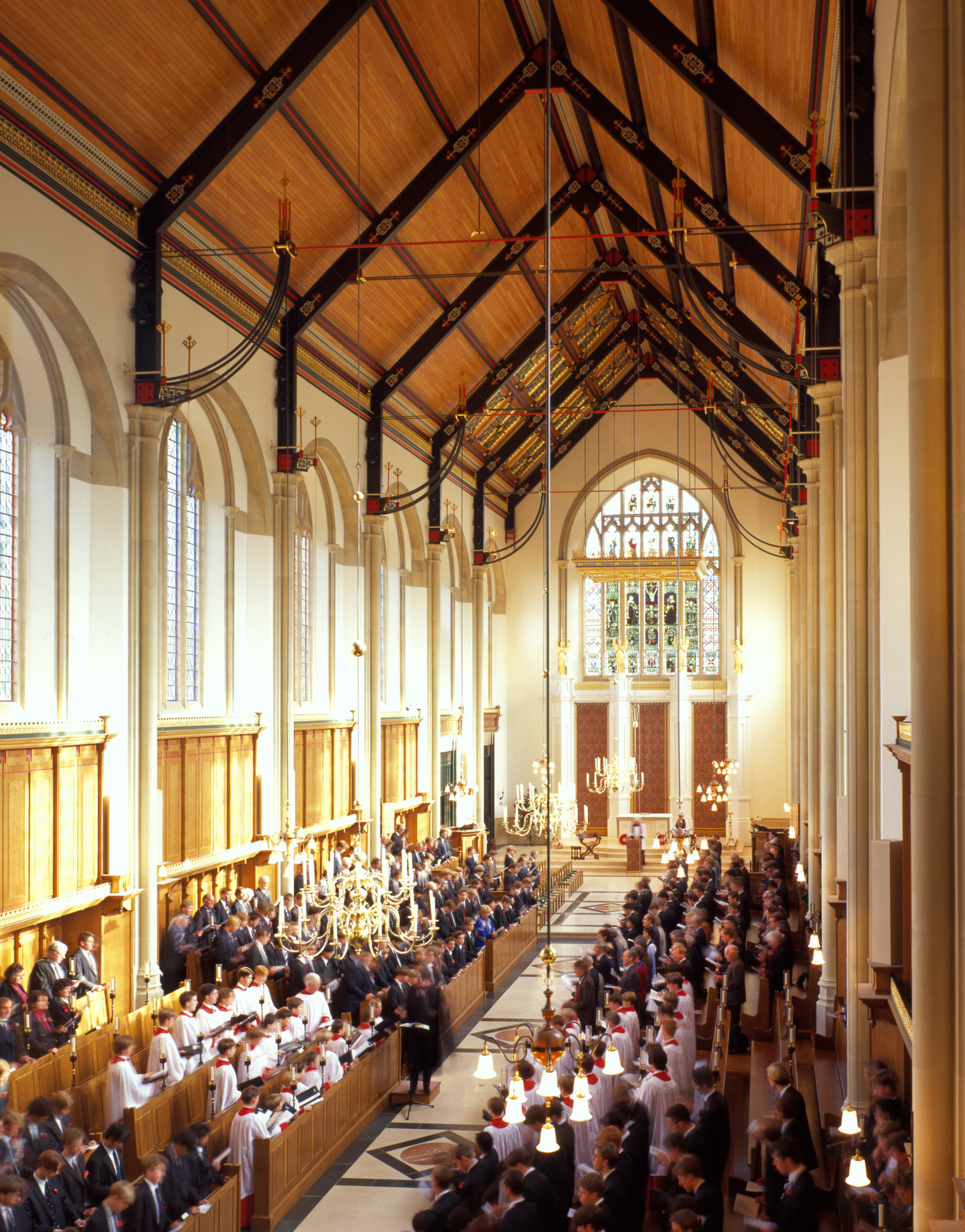 Tonbridge School Chapel