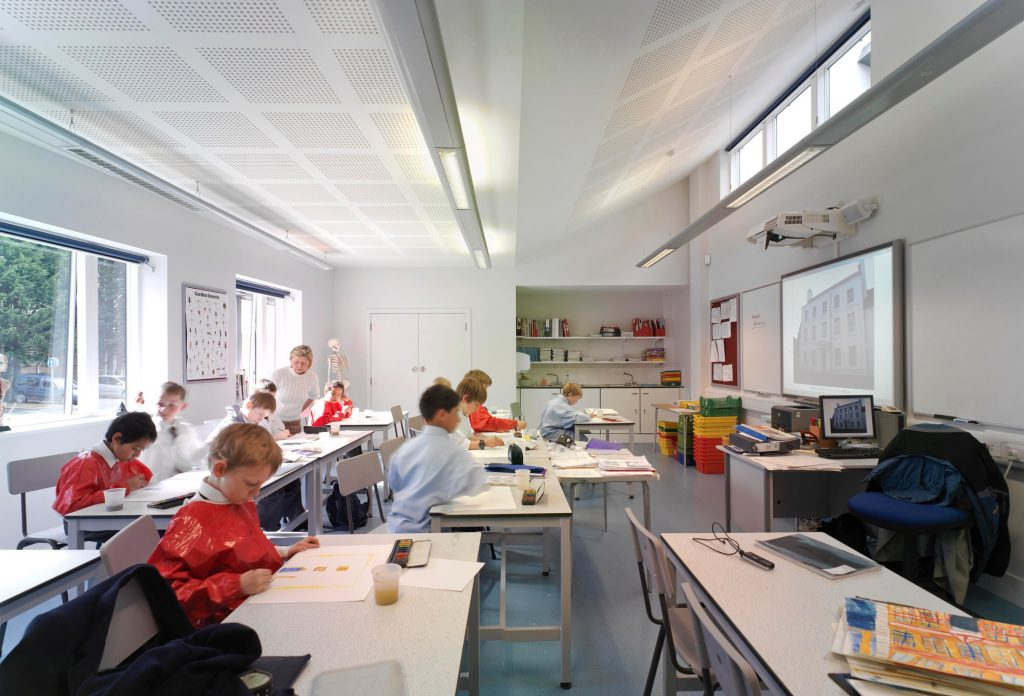 Five principles for successful school design