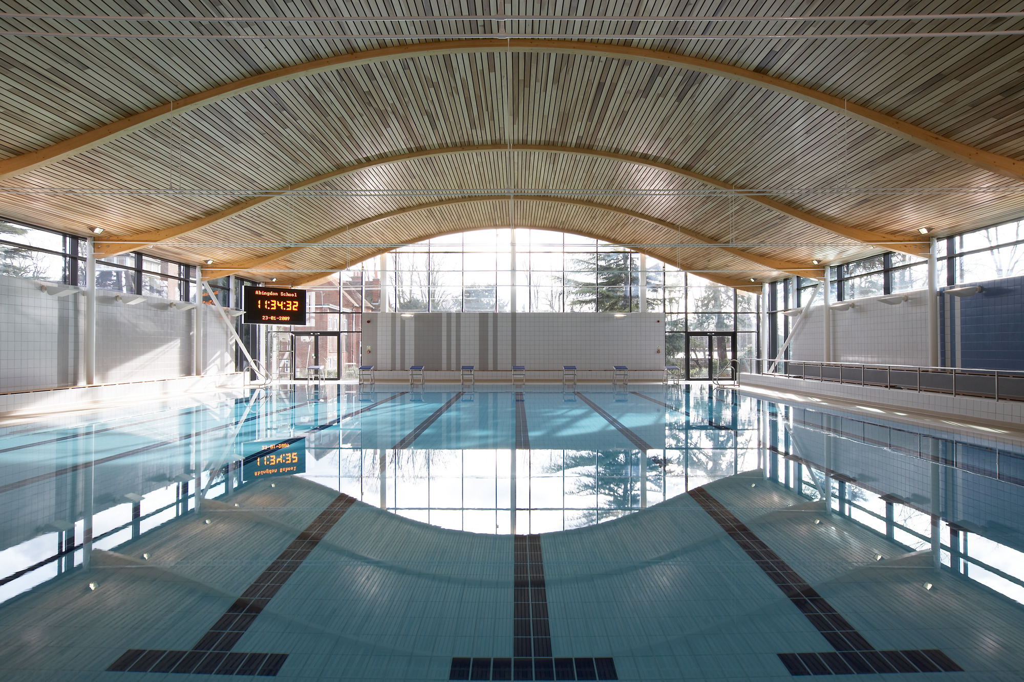 Abingdon School Sports Centre