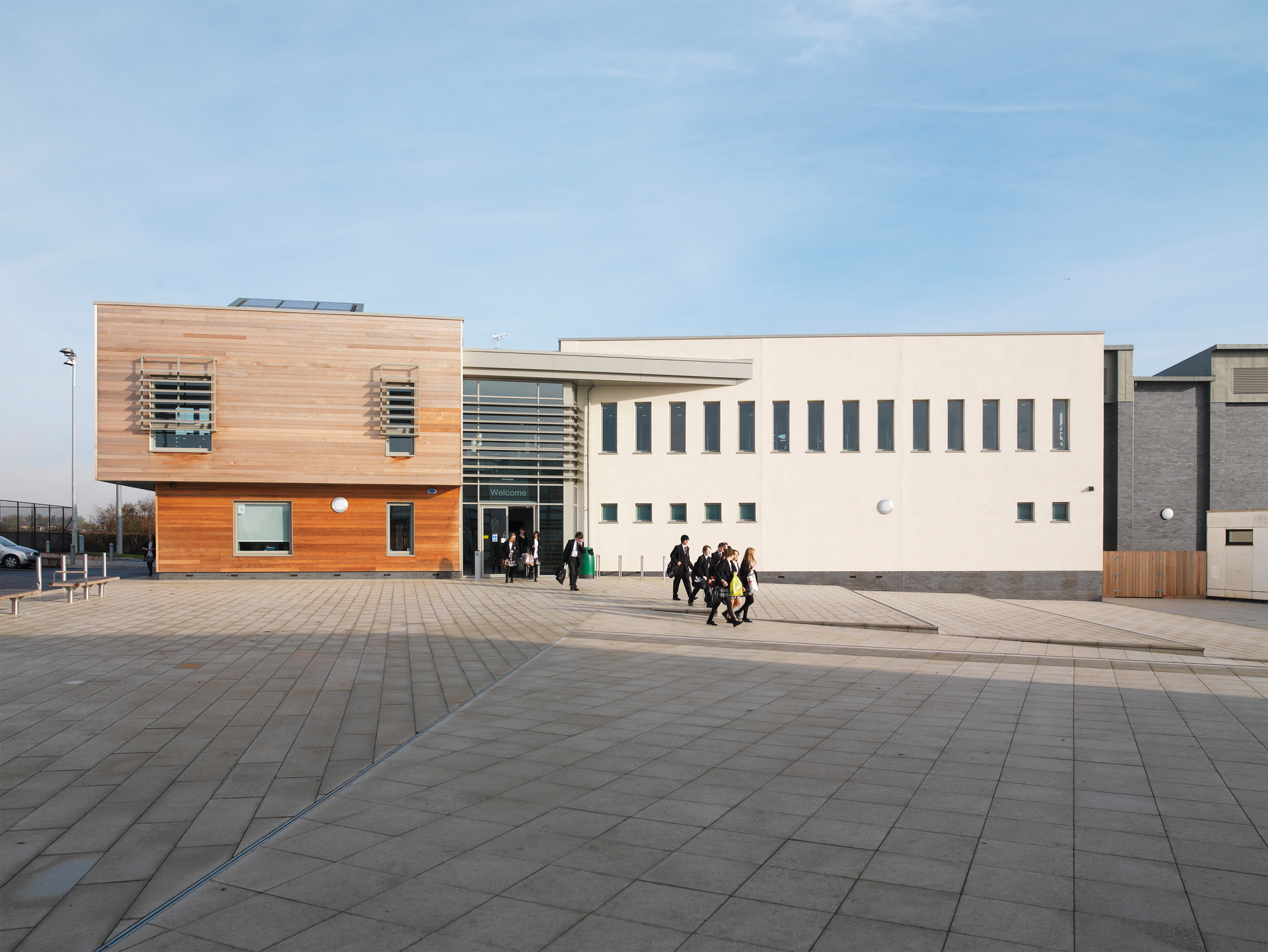 Leventhorpe School Sports Centre