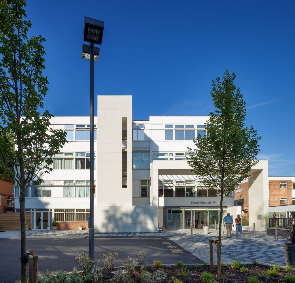 Heathlands Village Central Hub