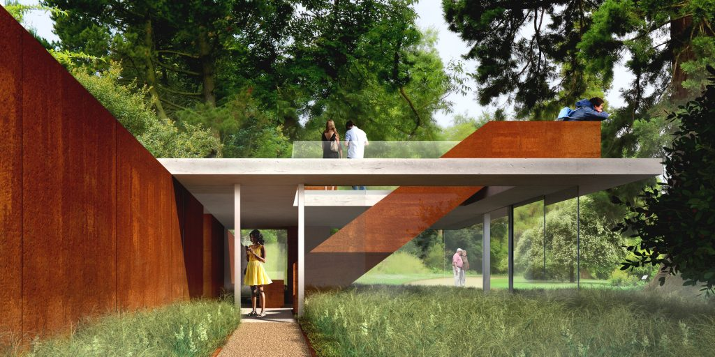 Competition designs by Buttress Architects