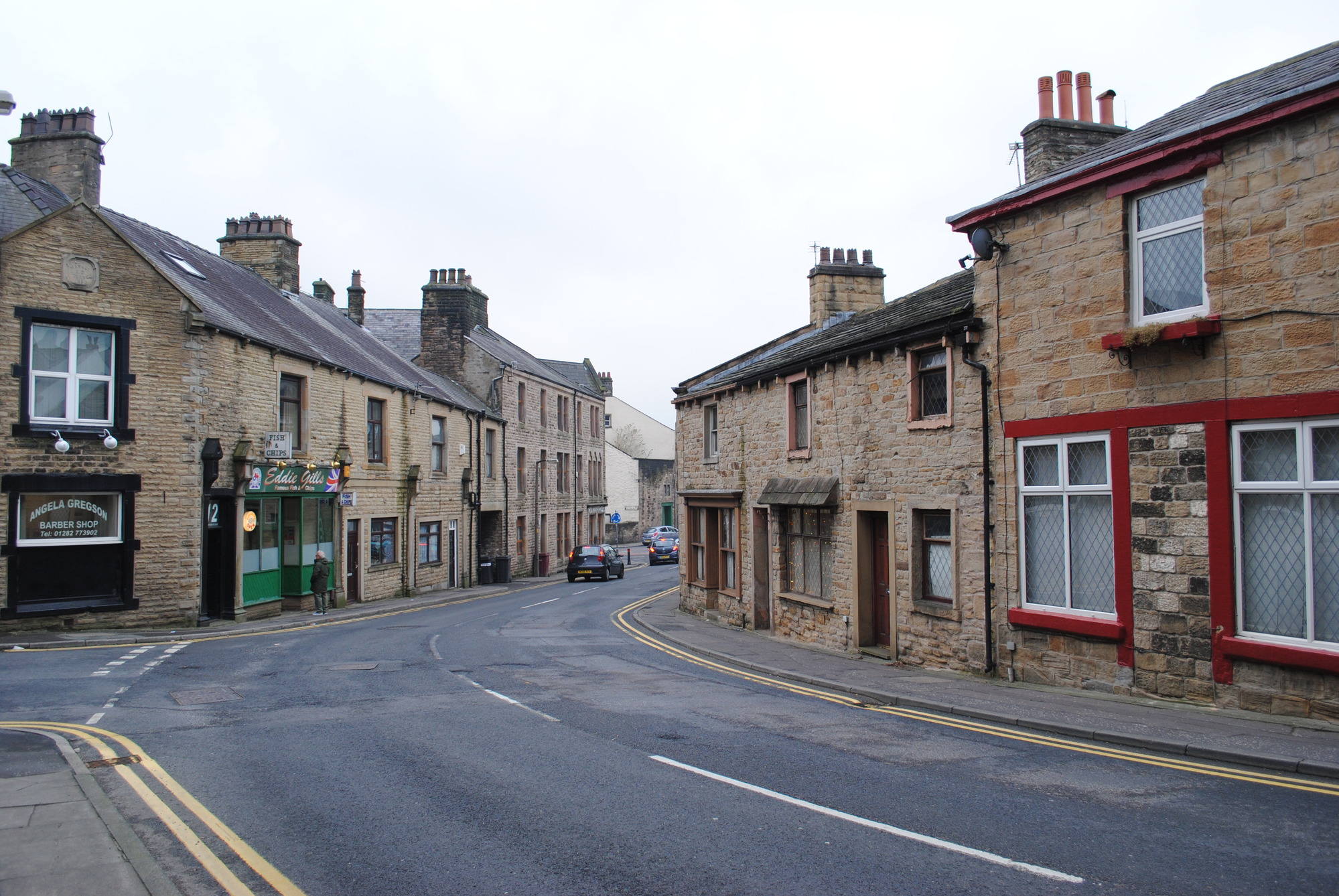 Padiham Townscape Heritage scheme secures lottery funding