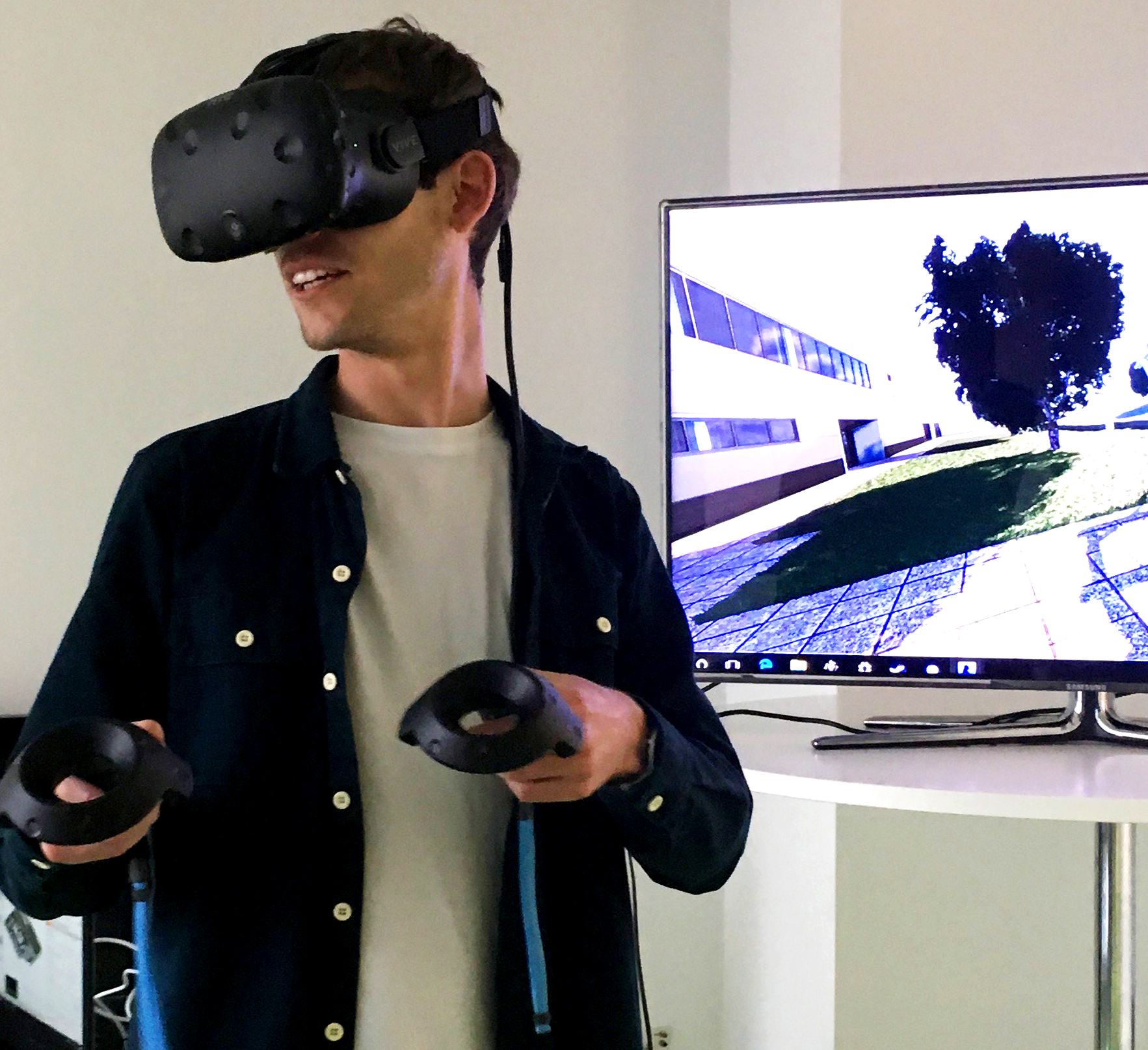 Buttress introduces Virtual Reality service