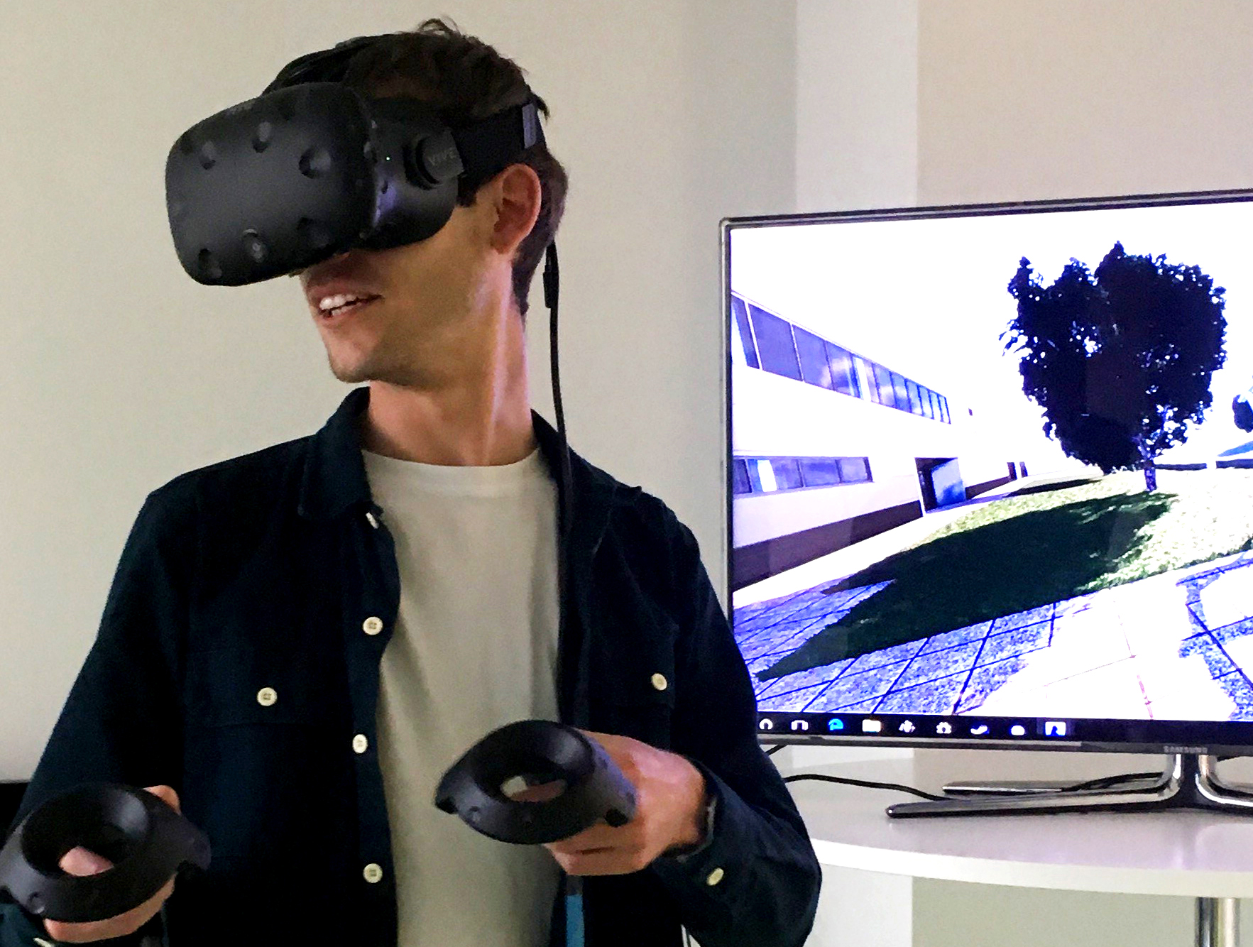How can VR help develop museum projects?