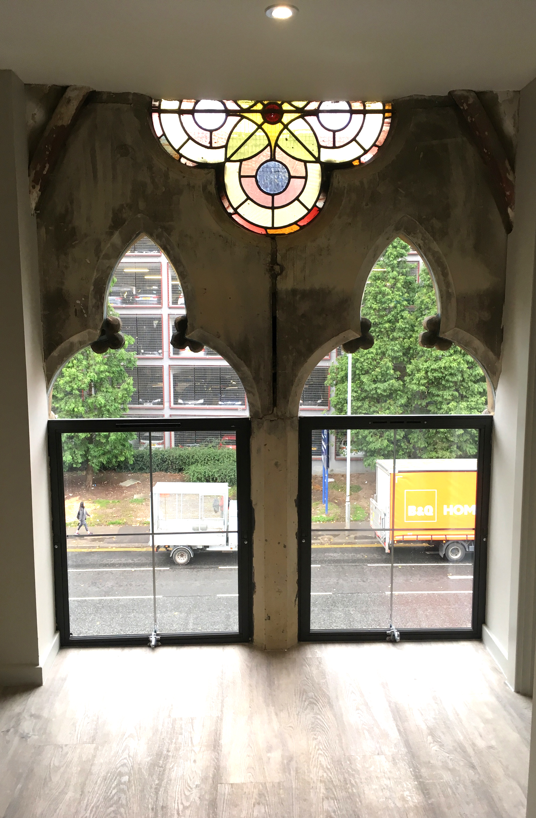 Work completes on Unitarian Chapel conversion