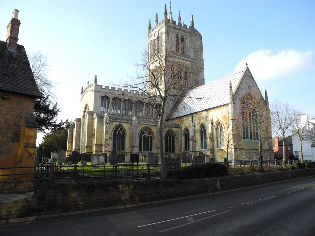 St Mary's  Melton Mowbray