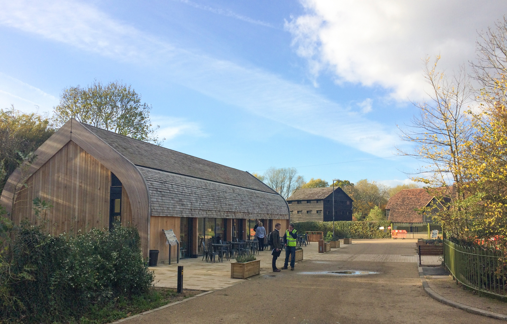 Headstone Manor opens to the public