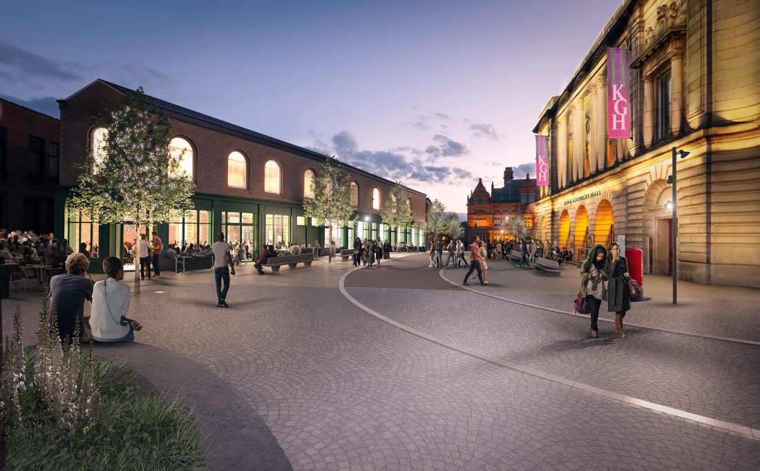What role can heritage play in driving regeneration?