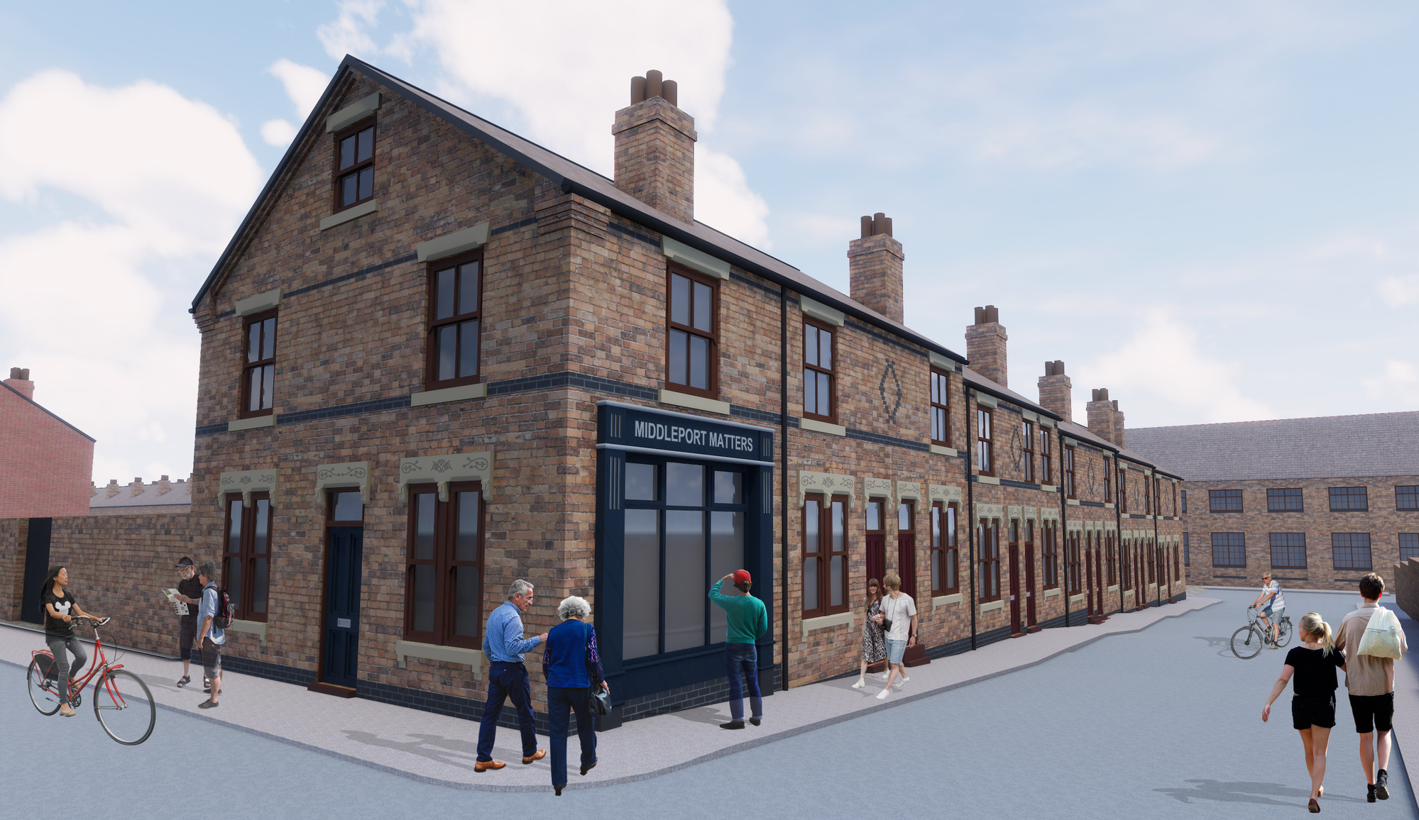 Planning permission granted for Middleport Pottery Heritage Centre